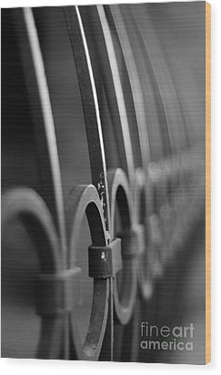 Iron Gate Wood Print by Tamara Becker
