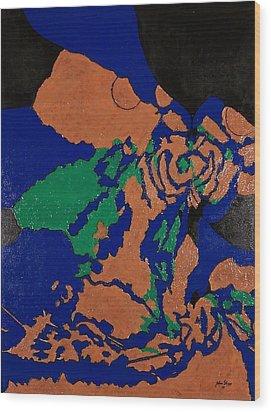 Islands Wood Print by John Shipp