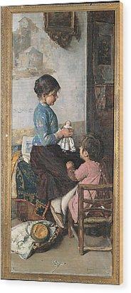 Italy, Veneto, Treviso, Treviso Wood Print by Everett