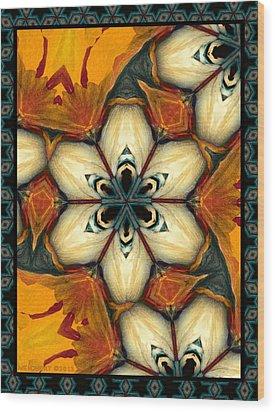 Ivory Coast Wood Print