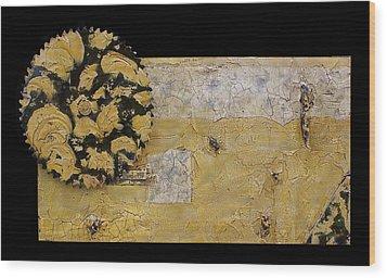 Ivy Acres Wood Print