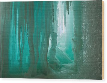 Jade Wood Print