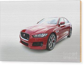 Jaguar Xe Wood Print