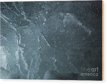 Wood Print featuring the photograph jammer Curacao Sanctum by First Star Art
