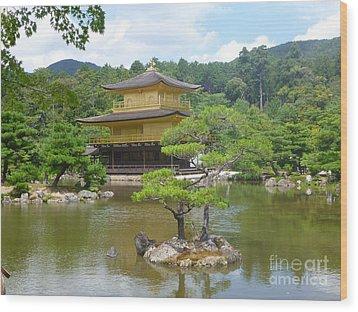 Japan Wood Print by Yury Bashkin