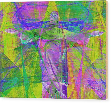 Jesus Christ Superstar 20130617p32 Horizontal Wood Print by Wingsdomain Art and Photography
