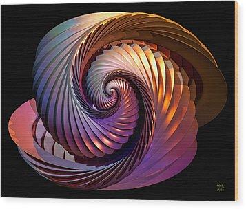 Jimaguas Wood Print