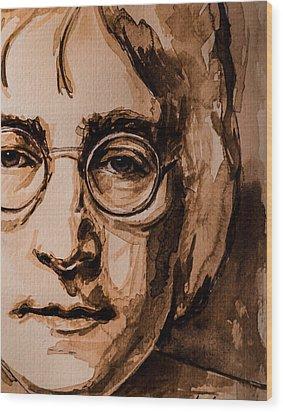 John  Wood Print