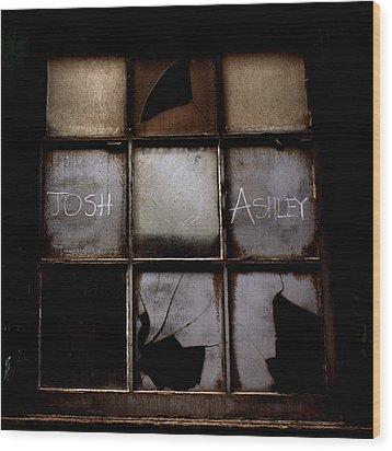 Josh And Ashley Wood Print