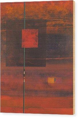 Journey No.3 Wood Print