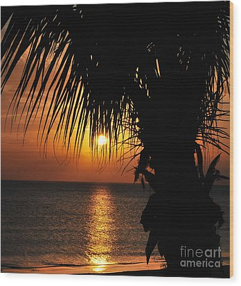 Junkanoo View Wood Print