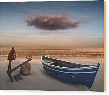 K51 Wood Print by Radoslav Penchev