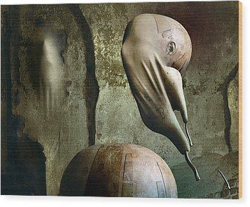 K76 Wood Print by Radoslav Penchev