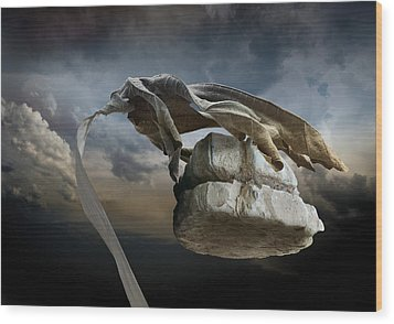 K97 Wood Print by Radoslav Penchev