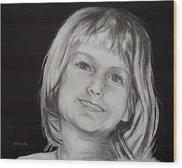 Kaylin Wood Print