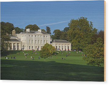Kenwood House Hamstead Heathouse Wood Print