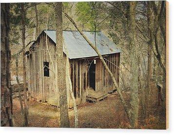 Klepzig Mill 33 Wood Print by Marty Koch