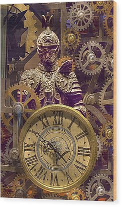 Knight Time - Chuck Staley Wood Print