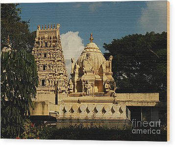 Kote Venkataramana Temple Wood Print