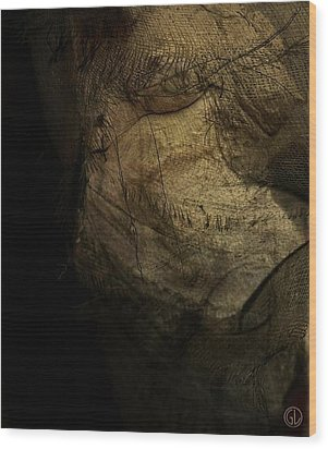 Kraka Wood Print by Gun Legler