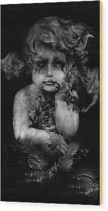 La Serenata Wood Print by David Fox