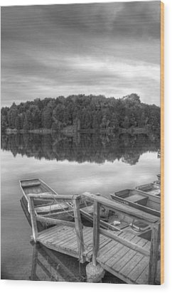 Wood Print featuring the photograph Lake Frederick  by Kathleen Holley