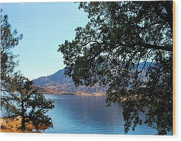 Wood Print featuring the photograph Lake Isabella by Matt Harang