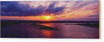 Lake Travis 101112 Wood Print