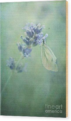 Land Of Milk And Honey Wood Print by Priska Wettstein