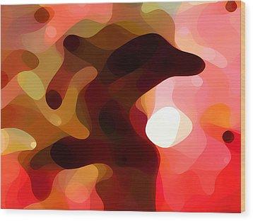 Las Tunas  Wood Print by Amy Vangsgard