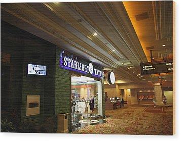 Las Vegas - Mandalay Bay - 12121 Wood Print by DC Photographer