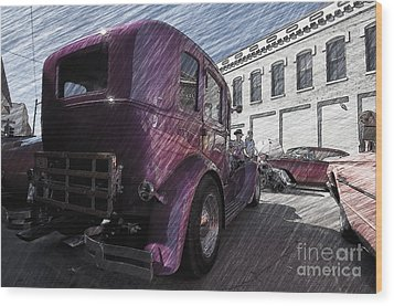 Wood Print featuring the photograph Leavenworth Kansas by Liane Wright