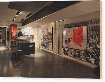 Les Invalides - Paris France - 011332 Wood Print by DC Photographer