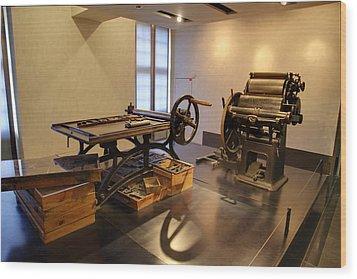 Les Invalides - Paris France - 011343 Wood Print by DC Photographer