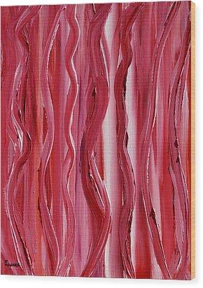 Licorice Wood Print