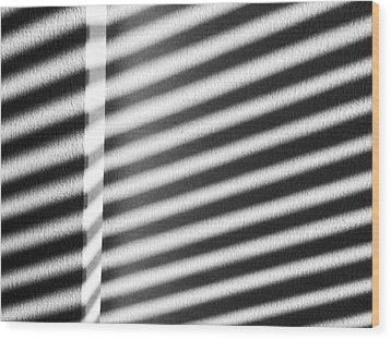 Wood Print featuring the photograph Continuum 9 by Steven Huszar