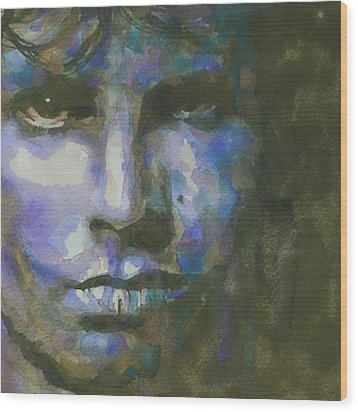 Light My Fire  Wood Print by Paul Lovering