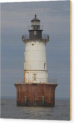 Lighthouse 3 Wood Print