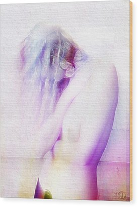 Like A Breeze Wood Print by Gun Legler