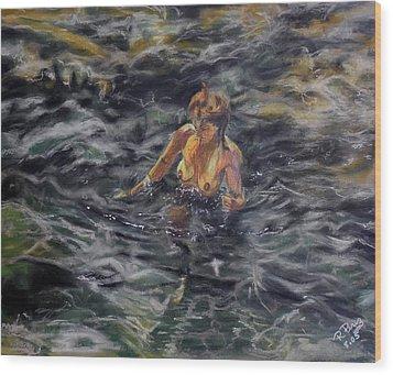 Lloret De Mar-spain Wood Print