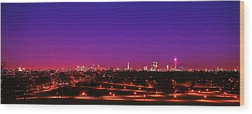 London View 1 Wood Print