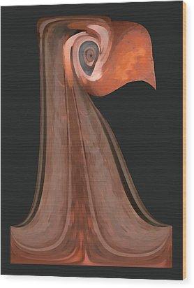Lord Beaker Wood Print by Wendy J St Christopher