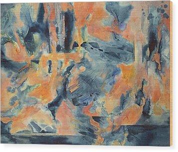 Lost Wood Print by Sharon K Wilson