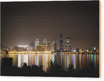 Louisville Wood Print by Off The Beaten Path Photography - Andrew Alexander