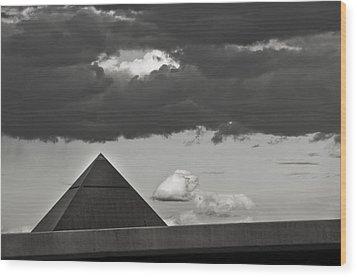 Luxor-3 Wood Print