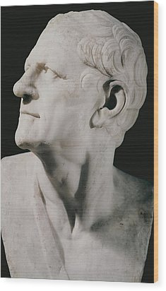 Lysimachus 355-281 Bc. King Of Thrace Wood Print by Everett