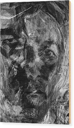 Magi Wood Print by Jim Vance