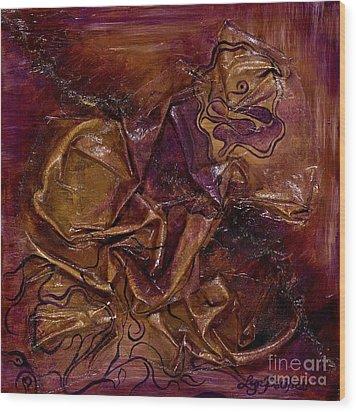 Magickal Wood Print