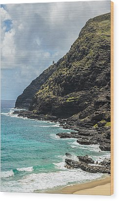 Makapuu Point 1 Wood Print