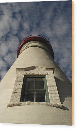 Marblehead Lighthouse Wood Print